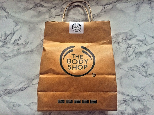 BodyShop bag wingitwithjade